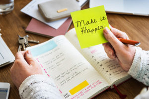 "Ditch the To-Do List for ""Stuff I need to do Now List"""